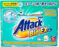 <b>Стиральный порошок ATTACK</b> BioEX <b>Концентрированный</b> ...