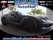 New 2019 Chevrolet Corvette Z06 Coupe w/ 1LZ for sale in Miami ...