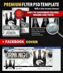drink night psd flyer template styleflyers preview drink night flyer psd flyer template drink night psd flyer template