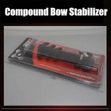 <b>1PC Archery Compound Bow Stabilizer</b> Balance String Stop ...