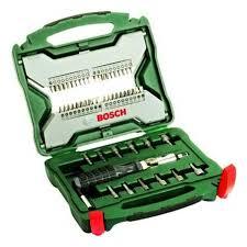 Набор бит и торцовочных ключей (54 шт.) x-line Bosch 2.607 ...