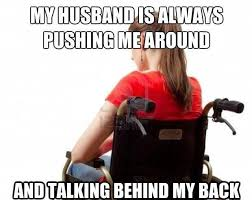 My Husband Is Always Pushy | Memes | Pinterest | Husband Meme ... via Relatably.com