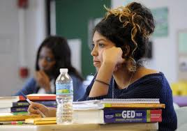 Image result for Adult ged students.