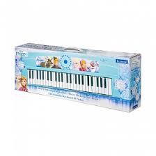 <b>Электро</b>-синтезатор Холодное Сердце 49 клавиш