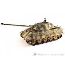<b>Радиоуправляемый танк Taigen King</b> Tiger (для ИК танкового боя ...