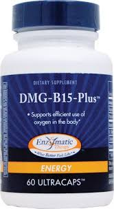 Enzymatic Therapy <b>DMG</b>-<b>B15</b>-Plus™ -- <b>60 Vegetarian</b> Capsules ...