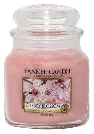 <b>Ароматическая свеча Cherry Blossom</b> Yankee Candle купить ...