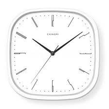 ᐅ Купить <b>Настенные часы</b> Xiaomi Mijia <b>Chingmi</b> QM-GZ001 (Белый)
