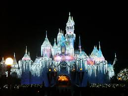 disneyland training winter castle