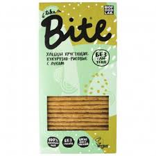 Купить <b>Хлебцы Bite Кукурузно-Рисовые</b> с Луком 150г с доставкой ...