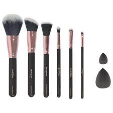 <b>Profusion</b> Cosmetics <b>Professional Brush Vault</b> - 8pc