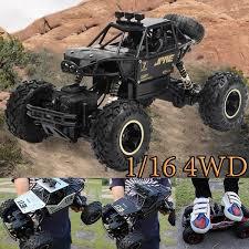 1:16 4WD <b>RC Cars</b> Alloy Speed <b>2.4G Radio</b> Control Buggy High ...