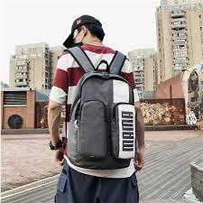 Harajuku Style <b>Men Backpack</b> Women School <b>Bag</b> High School ...