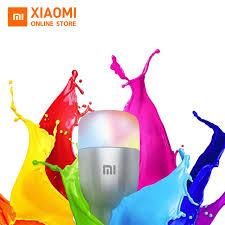 Global Version Xiaomi <b>Mi LED Smart Bulb</b> Colour 10W 800 Lumens ...