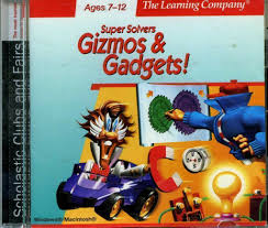 109.10199: Super Solvers: Gizmos & Gadgets! | video game ...