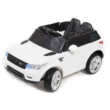 Купить <b>детский электромобиль Land</b> Rover Range Rover Lux