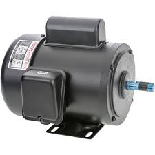 Motor 1 HP Single-Phase 3450 RPM TEFC 110V/220V | Grizzly ...