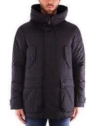 Peuterey <b>downjacket</b> black Thoms <b>Nb</b> for men, water-repellent ...