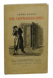 the metamorphosis die verwandlung franz kafka first edition the