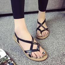 2018 Новая <b>мода лето</b> Для женщин обувь на плоской подошве ...