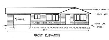 Simple Flat Roof House Design  Simple Flat Roof House Exterior    Ranch Style House Plans Free