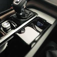 <b>Car</b> QI <b>wireless charger</b> for Volvo XC60 C60 V60 XC90 S90 V90 ...