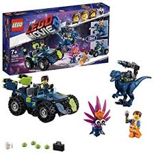 <b>LEGO 70826 Movie</b> 2 with Emmet and Rex Minifigures, Recon <b>the</b> ...