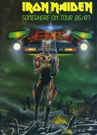 | The <b>Iron Maiden</b> Commentary | Tours | <b>Somewhere</b> On Tour 1986 ...