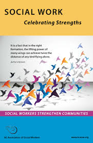 social work posters bc association of social workersbc celebrating strengths bird power