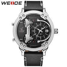 <b>WEIDE</b> Luxury Top Luxury Brand <b>Mens</b> Sports <b>Casual</b> Hour Quartz ...