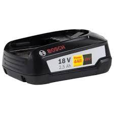 <b>Аккумулятор Bosch</b> 18 В <b>Li</b>-<b>ion</b> 2.5 Ач в Москве – купить по низкой ...
