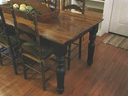 Farmhouse Style Dining Room Sets Farm Style Wood Dining Table Style Dining Table Legs To Bathroom