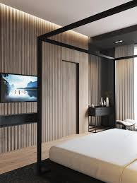 master bedroom feature wall:  stunning feature wall master bedroom suite