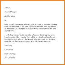 thank you letter for manager best letter examples 6 thank you letter to boss receipt templates