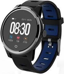 Купить <b>Умные часы Geozon Vita</b> Plus Black/Blue по выгодной ...