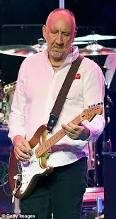 <b>Pete Townshend</b> says he is too traumatised to perform certain songs ...