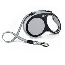 5 M Lead Dog Leash Small <b>Flexi New Comfort</b> Retractable <b>Tape</b> ...