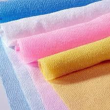 Shower <b>Body Washing Scrubbing</b> Cloth Towel <b>Sponges</b> Scrubbers ...