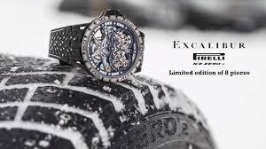 Kapoor Watch - Roger Dubuis Excalibur <b>Pirelli ICE ZERO</b> 2 | Facebook
