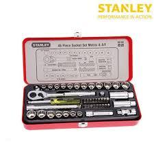 Various <b>Stanley</b> 46 Piece <b>3</b>/<b>8</b> Socket, For Various, <b>3</b>/<b>8</b> Inch, Rs 3000 ...