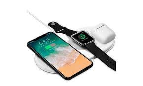 Беспроводная <b>зарядка Devia 3</b> in <b>1</b> Wireless <b>Charger</b> для iPhone+ ...
