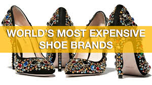 Top 10 Most Expensive <b>Shoe Brands</b> of 2019: From Gucci to Stuart ...