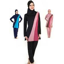 Wholesale <b>2017</b> Full Cover Up Womens Modest <b>Muslim Swimwear</b>