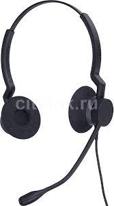 Купить Гарнитура <b>JABRA BIZ</b> 2300 Duo, черный в интернет ...