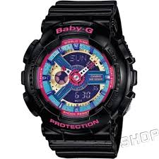 <b>Casio</b> Baby-G <b>BA</b>-<b>112</b>-<b>1A</b> - заказать наручные <b>часы</b> в Топджишоп