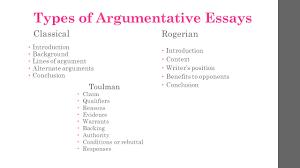 types of persuasive essay  compucenter coargumentative essay take notes types of argumentative essays types of argumentative essays classical ï'