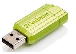 <b>Флеш диск Verbatim 16Gb PinStripe</b>   Интернет-магазин Резерв