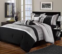 black and white bedroom comforter bedroom white bed set