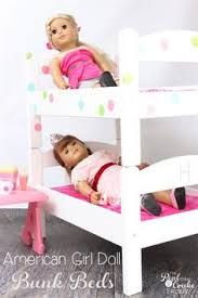 these are the cutest american girl doll bunk beds they are a diy bunk bed deluxe 10th