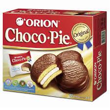 Купить <b>Пирожное CHOCO PIE Orion</b>, 360г в торговых центрах ...